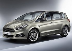 Ford S-Max - 1.6 EcoBoost, 118 kW