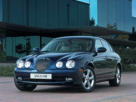 Jaguar S-type - 4.2i, 219 kW