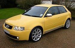 Audi S3 (8L) - 1.8 Turbo, 154 kW