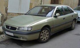 Renault Safrane - 3.0i, 123 kW