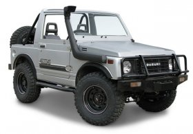 Suzuki Samurai - 1.3i, 51 kW