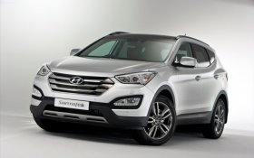 Hyundai SantaFe - 2.2 CRDi, 114 kW