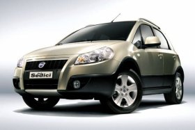 Fiat Sedici - 1.9 MJET, 88 kW