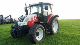 Steyr serie 4100 - 4120, 121 kW