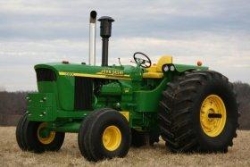 John Deere Serie 6030 a 6R - 6410, 77 kW