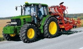 John Deere Serie 6030 premium - 6534P, 125 kW