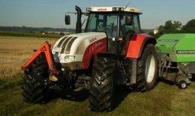 Steyr serie 6100 - 6135, 136 kW