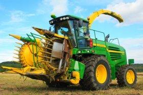 John Deere Serie 7000 řezačky - 7200, 283 kW