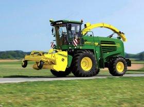 John Deere Serie 7050 řezačky - 7850, 645 kW