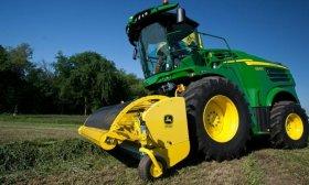 John Deere Serie 8000 - 8405, 260 kW