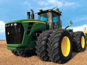 John Deere Serie 9000 - 9300, 359 kW
