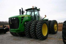 John Deere Serie 9030 - 9530, 498 kW