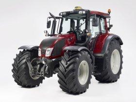 Valtra serie N - N 141, 150 kW
