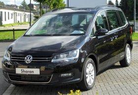 Volkswagen Sharan 2 - 2.0 TDI-CR, 110 kW