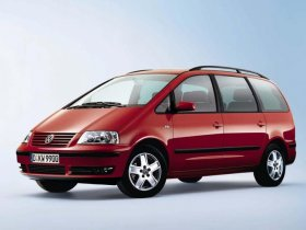 Volkswagen Sharan - 2.0i, 85 kW
