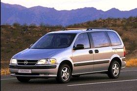 Opel Sintra - 3.0i, 148 kW