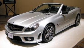 Mercedes-Benz SL - 350, 180 kW