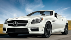 Mercedes-Benz SLK - 320, 160 kW