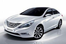 Hyundai Sonata - 2.4i, 119 kW