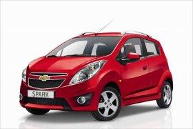Chevrolet Spark - 1.0i, 50 kW
