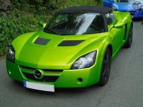 Opel Speedster - 2.2i, 108 kW