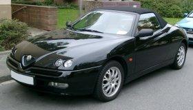 Alfa Romeo Spider-916 - 2.0 16V TS, 114 kW