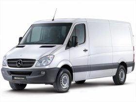 Mercedes-Benz Sprinter - 208 CDI, 60 kW