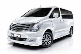 Hyundai Starex - 2.4i, 84 kW