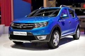 Dacia Stepway - 0.9 TCE, 66 kW