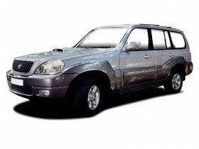 Hyundai Terracan - 2.9 CRDi, 110 kW