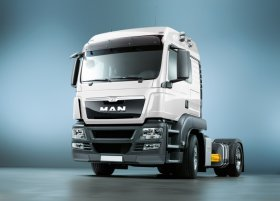 MAN TGA - 24360, 265 kW