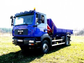 MAN TGM - 6.9 D08 V6, 250 kW