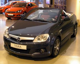 Opel Tigra - 1.6i, 78 kW