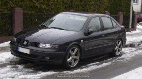 Seat Toledo II - 1.6i, 74 kW