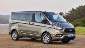 Ford Tourneo Courier - 1.5 TDCI, 70 kW
