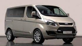 Ford Tourneo Custom - 2.0 TDCI, 77 kW