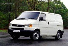 Volkswagen Transporter T4 - 2.5 TDI, 65 kW