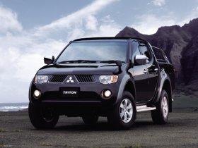 Mitsubishi Triton - 2.5 Di-D, 103 kW