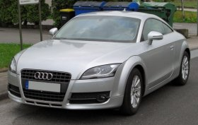 Audi TT - 1.8 Turbo, 120 kW