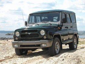 UAZ UAZ - 2.3 D 3151 Hunter AMC, 85 kW