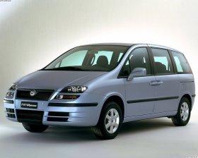Fiat Ulysse - 2.0 JTD, 79 kW