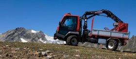 Lindner Unitrac - 92, 67 kW