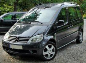 Mercedes-Benz Vaneo - 160 CDI, 55 kW