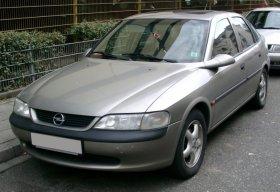 Opel Vectra B - 1.6i, 55 kW