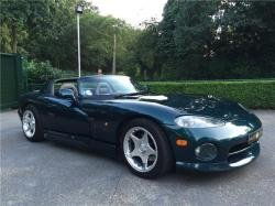 Chrysler Viper - 8.0i RT/10, 268 kW