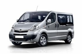 Opel Vivaro A - 1.9 Di, 60 kW