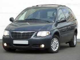 Chrysler Voyager - 2.5 CRD III, 103 kW