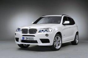 BMW X3 E83 - 2.0i, 110 kW