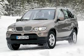 BMW X5 E53 (1999 - 2006) - 4.8is, 265 kW