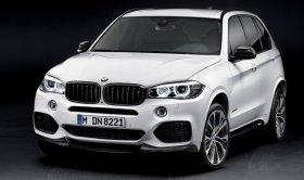 BMW X5 F15 - 3.0 D, 160 kW